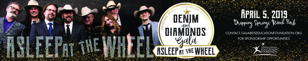 Asleep at the Wheel, DSEF 2019 Denim and Diamonds Gala